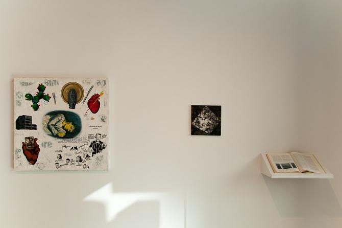 Works by David Wojnarowicz and Tatiana Istomina