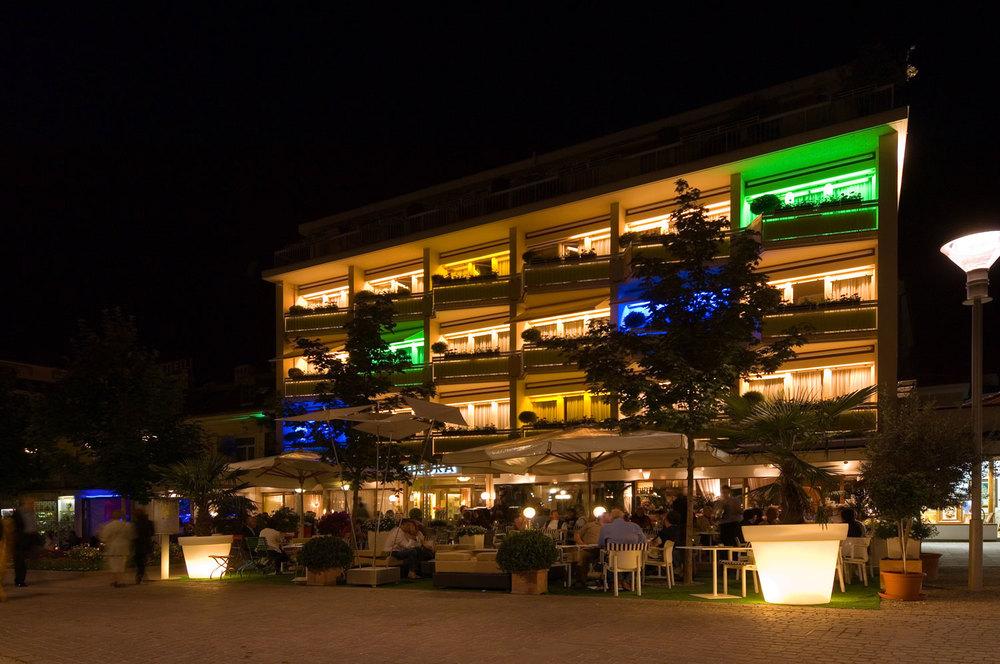 Hotel Aurora an der Promenade