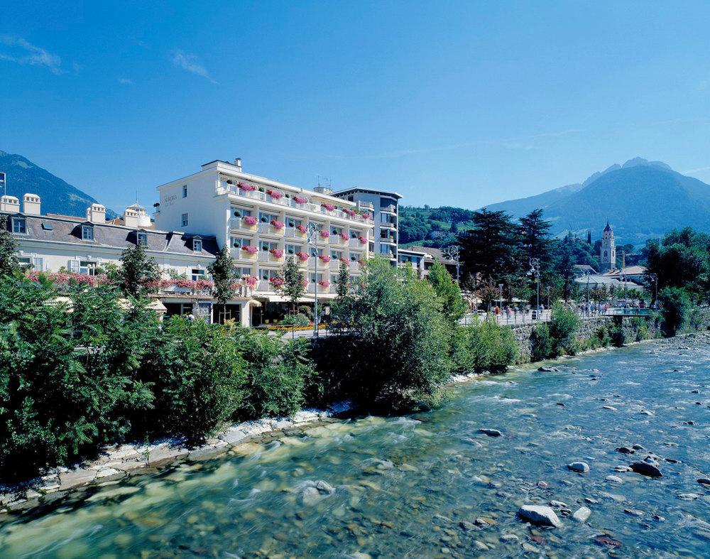 Hotel Aurora am Passer-Fluss