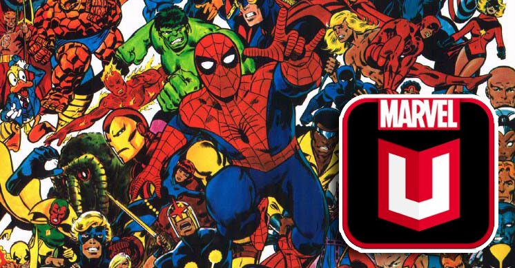 Marvel promo art by John Byrne. Marvel Comics.