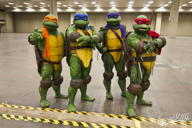 Amazing cosplay at Dallas Comic-Con. Photo: Loyal KNG