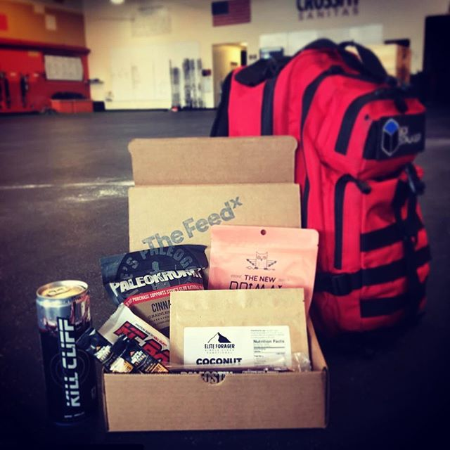 #Repost @the_feedx ・・・ You have all your favorite gym equipment and gear, so make sure you have all your favorite nutrition products as well!  Tag your training partner and tell us why they are the best! The best reply means a FREE box for your and your #trainingpartner 👏🏻💪🏻 Goodies include: @killcliff @stevespaleogoods @thenewprimal @eliteforager @onnit  #nutrition #train #snacks #yum #giveaway