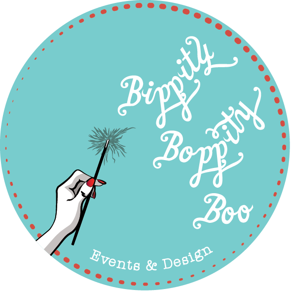 Bippity Boppity Boo:  Events & Design