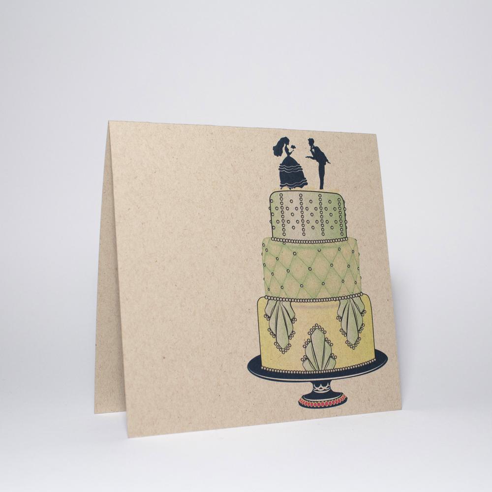 Wedding cake (geometric)
