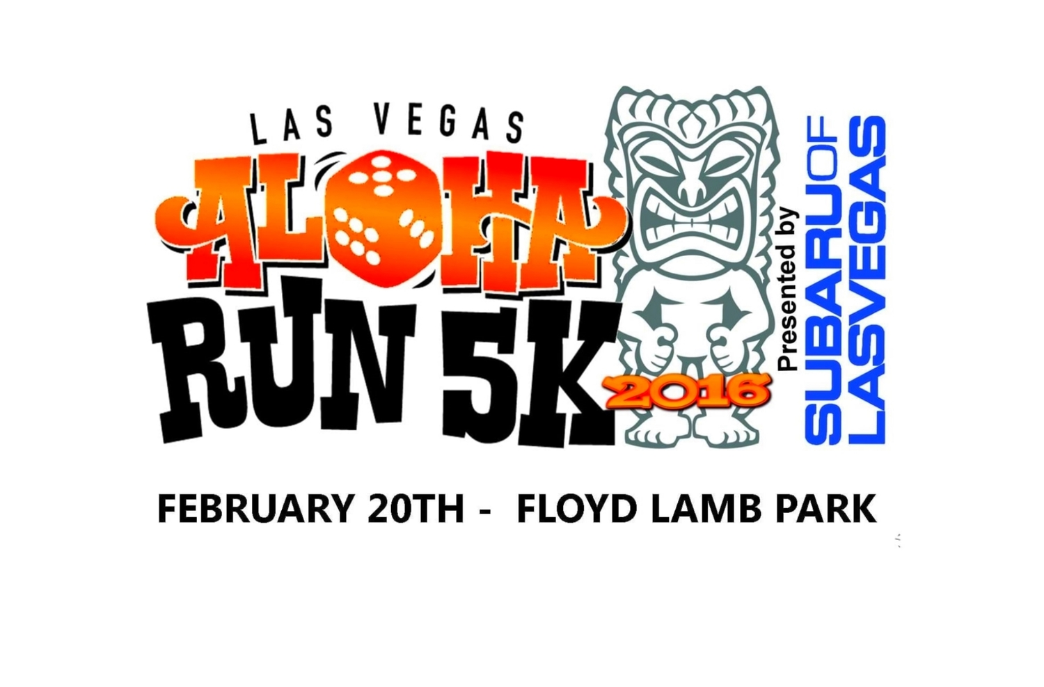 Las Vegas Aloha Run 2016 presented by Subaru of Las Vegas