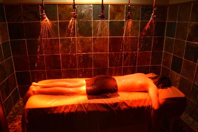Vichy Spa Shower