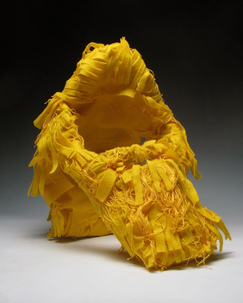 Yellow Beard Helmet