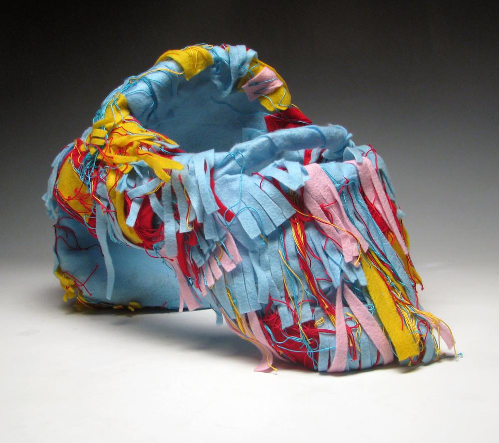 Multicolor Beard Helmet II