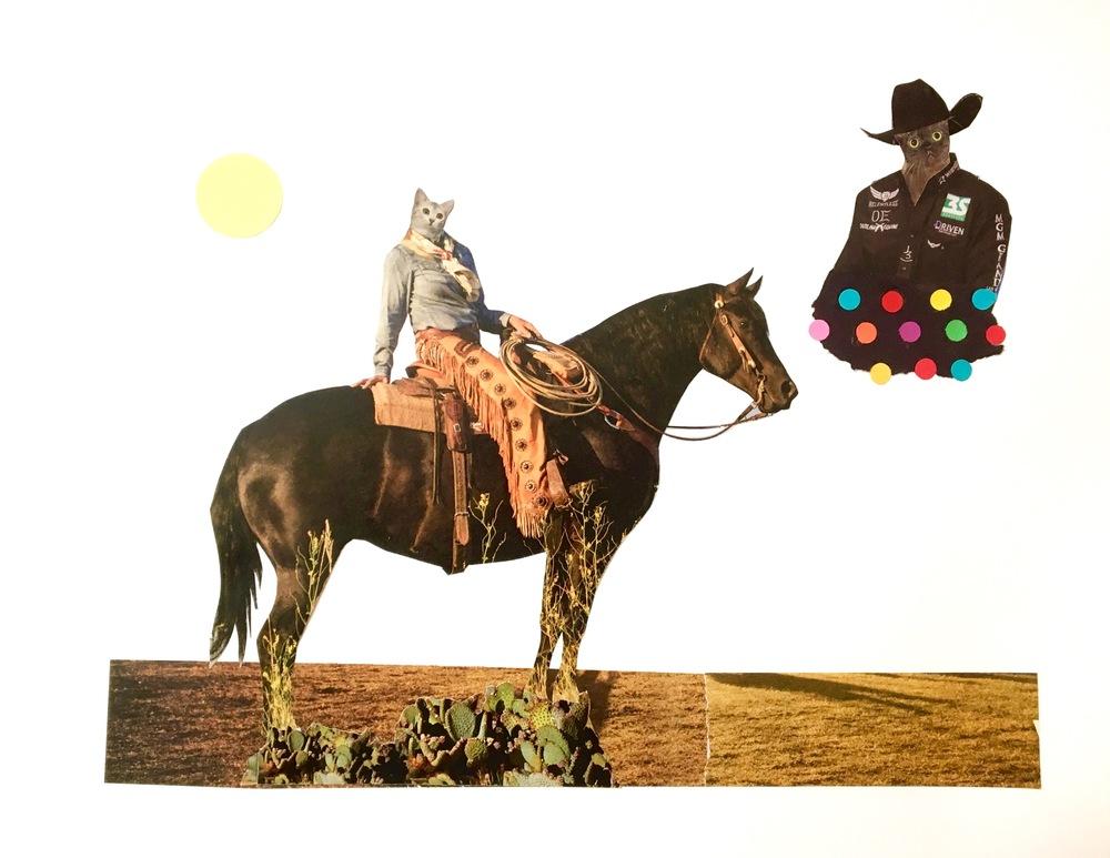 Cowboy Apparition
