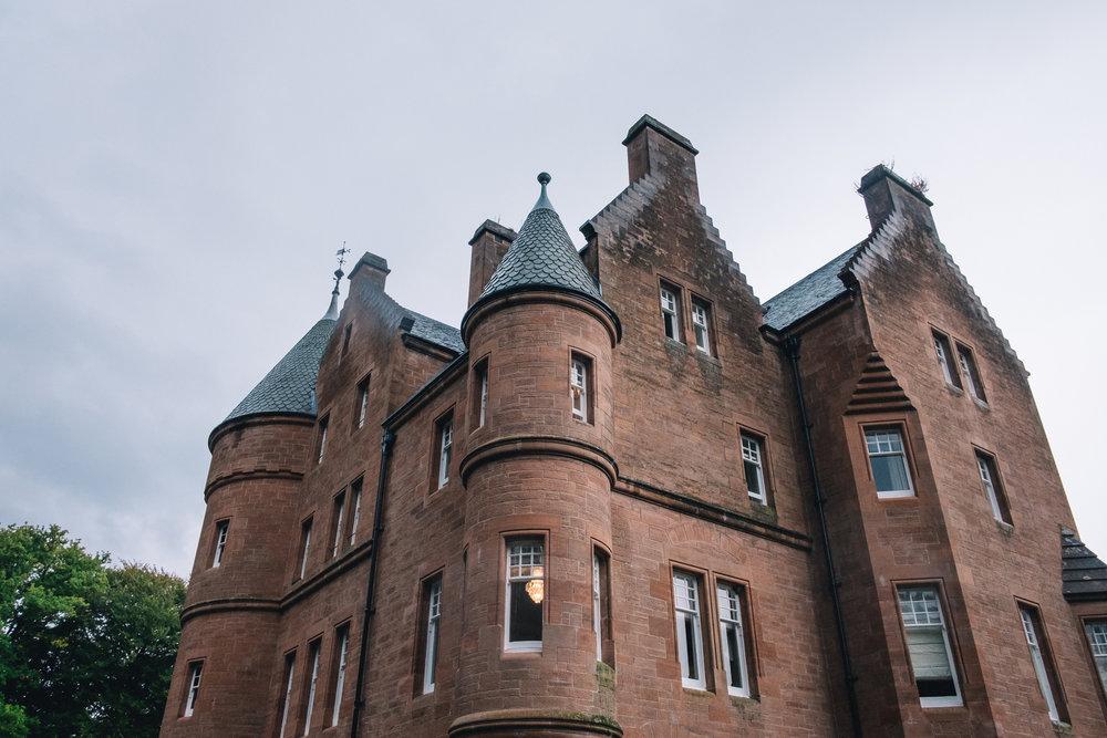 Fonab Castle