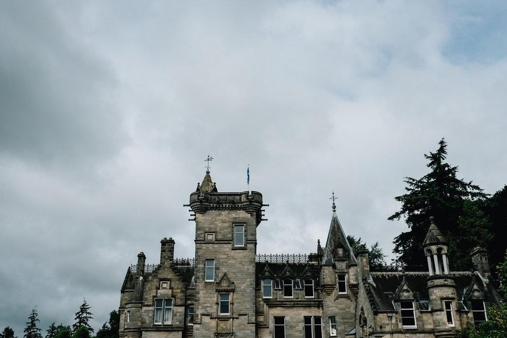Kinettles Castle