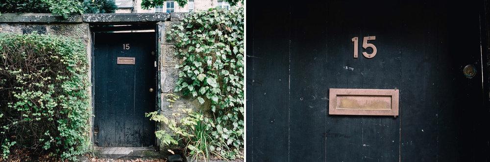 Glasgow doorway