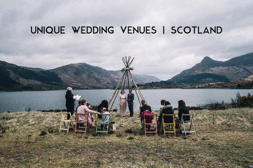 Creative alternative scotland wedding family photographer couple in glencoe during their small wedding ceremony solutioingenieria Gallery
