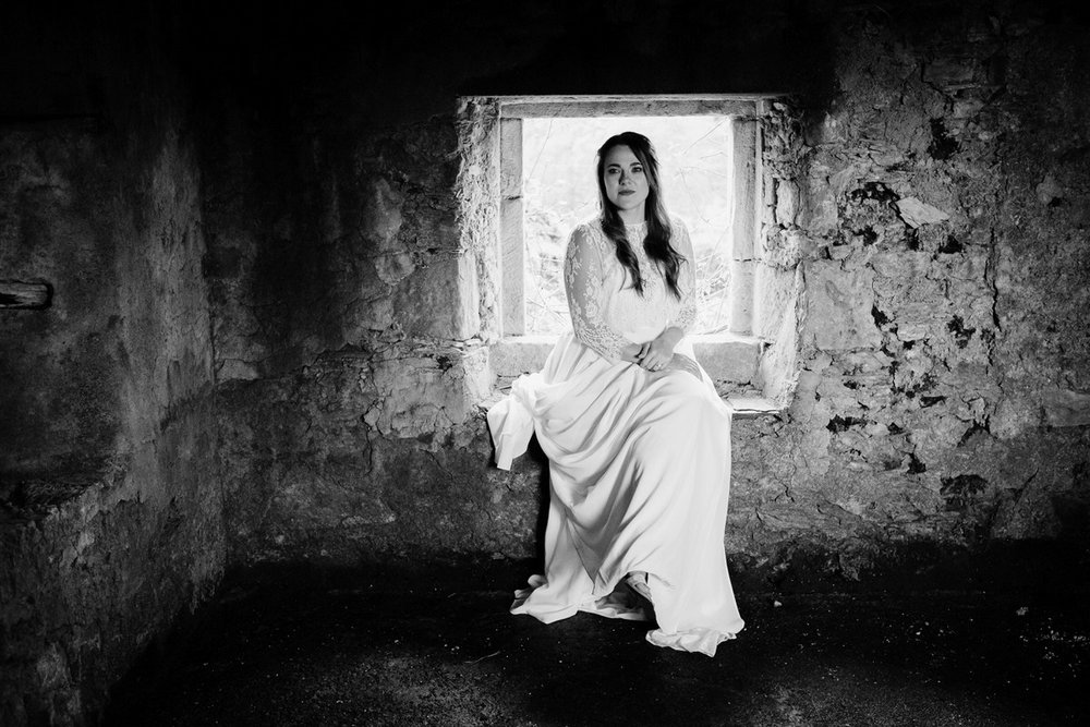 006-Creative-Wedding-Photographer-Lochnell-Castle-bridal-portrait-HSP-Recent-Work-Selection.JPG