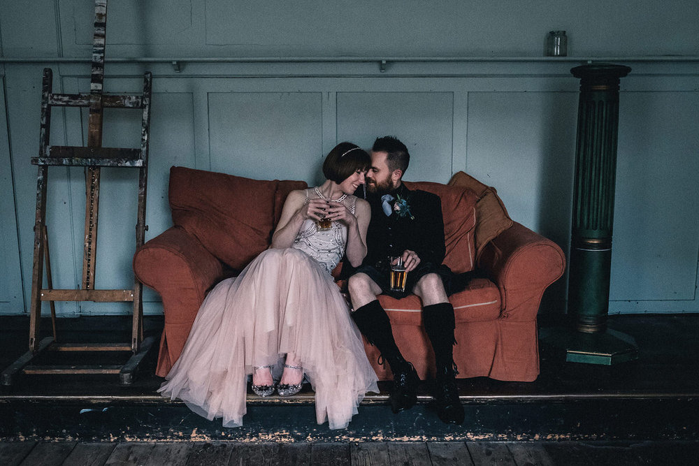 008-Alternative-Wedding-Photographer-Glasgow-couple-on-sofa-Recent-Work-Selection.JPG
