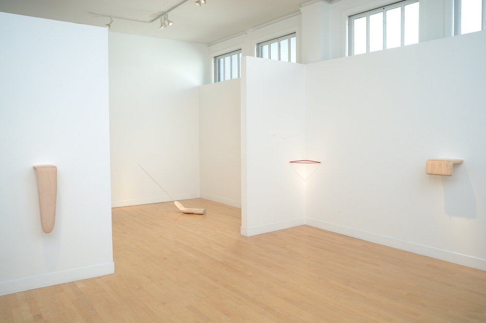 Narwhellian installation, 2010