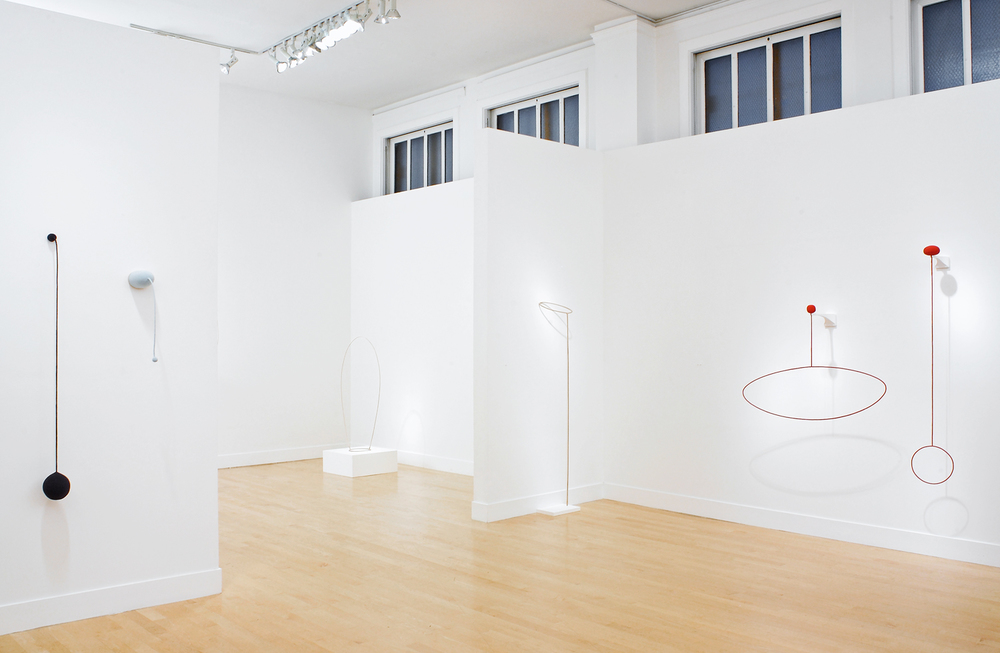 Ellipsis Installation, 2008