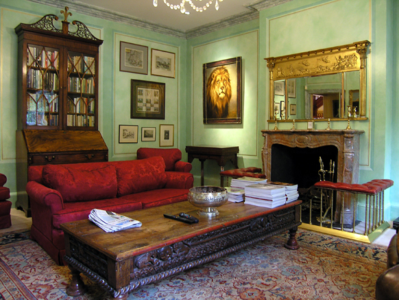 Traditional period decorating