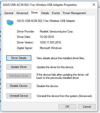 realtek wifi driver for windows 10