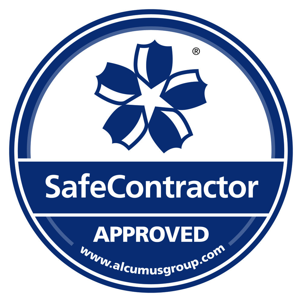 Safe contractor approved cleaning