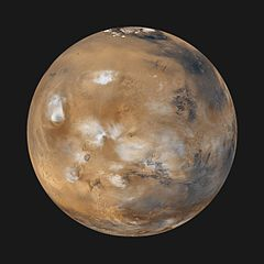 Private citizens to Mars?  Someday, but probably not in 2018.  (Image credit: NASA)