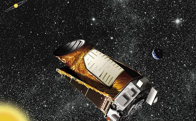 You no longer need a professional telescope to discover an exoplanet!  (Image credit: NASA)