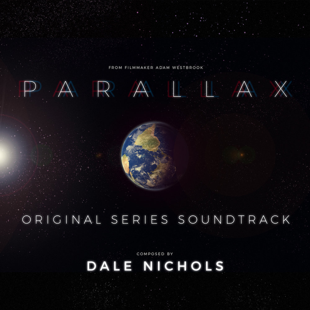 Parallax - Parallax: Original Series Soundtrack is the musical score to filmmaker Adam Westbrook's fictional documentary series, partly inspired by the original Carl Sagan TV series Cosmos. Dale's score evokes the spirit of the series through a dynamic blend of synthesizers and sonic textures.