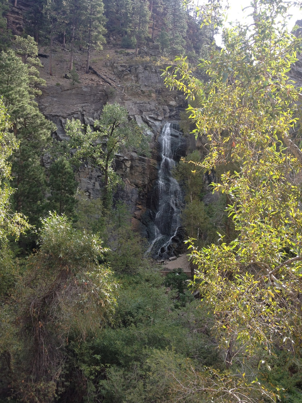 Spearfish Canyon, SD (Bridal Veil Falls)