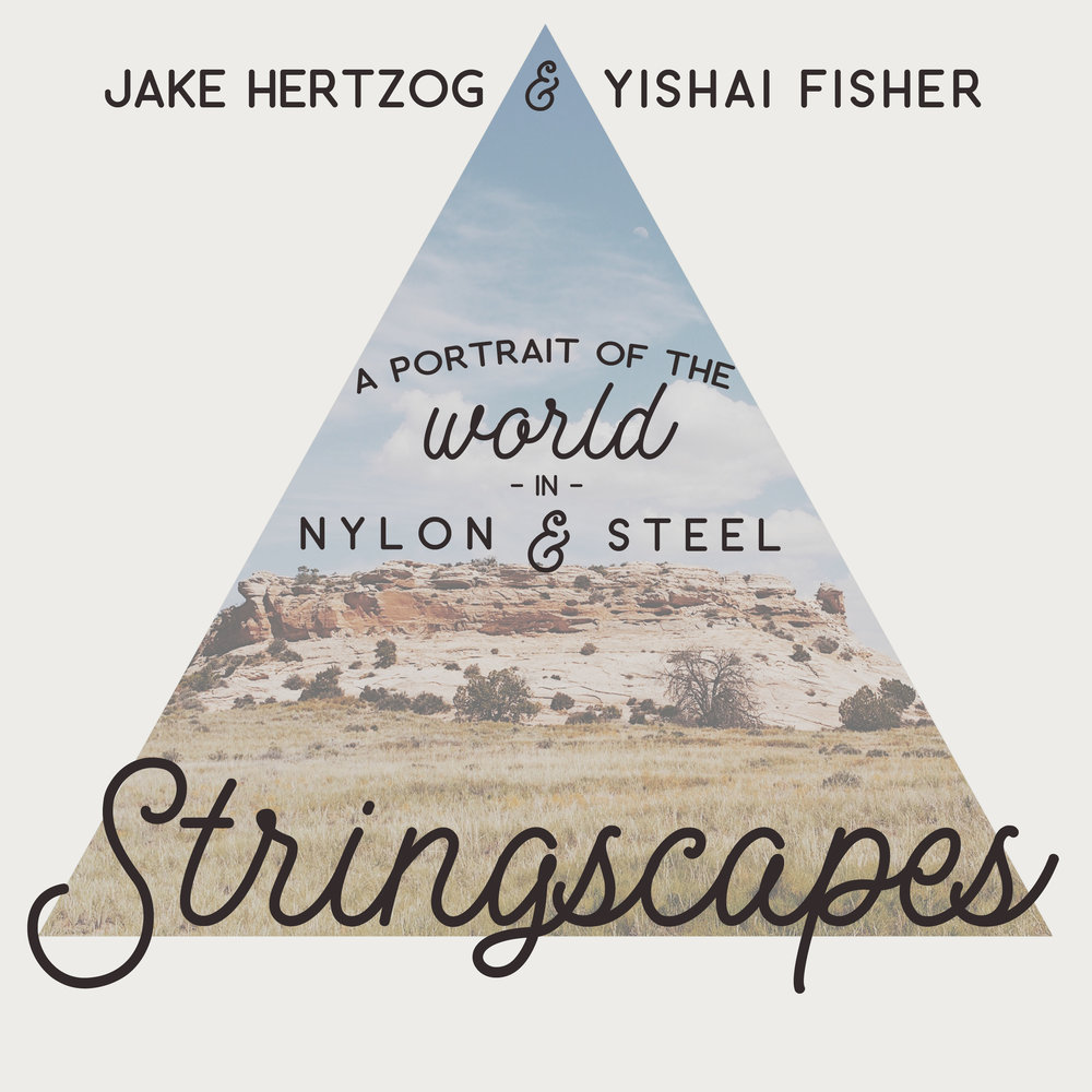 Stringscapes: A Portrait Of The World In Nylon & Steel