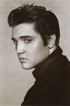 mspacmanllamas :     Elvis ¨Presley <3