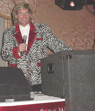Cheesy Wedding DJ