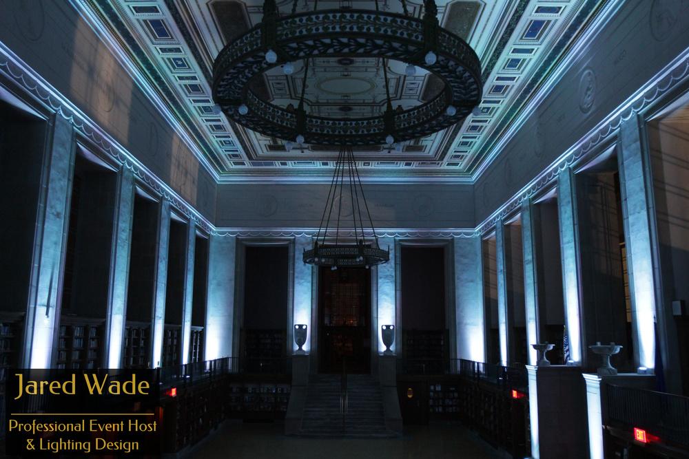 Indianapolis Library | Simon Lighting 33