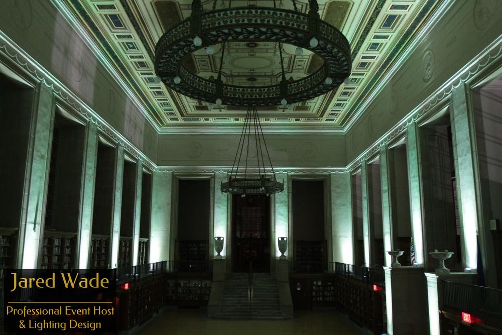 Indianapolis Library | Simon Lighting 35