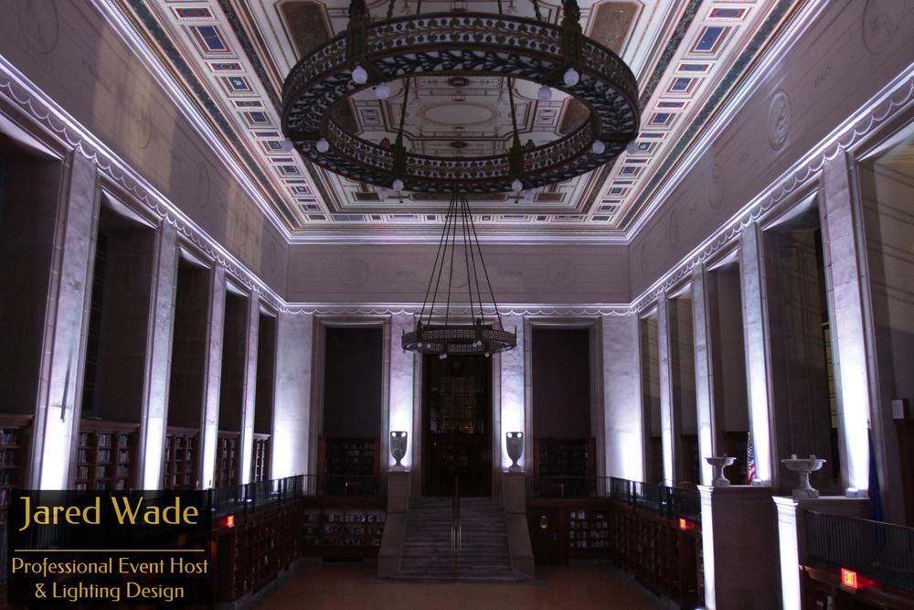 Indianapolis Library | Simon Lighting 47