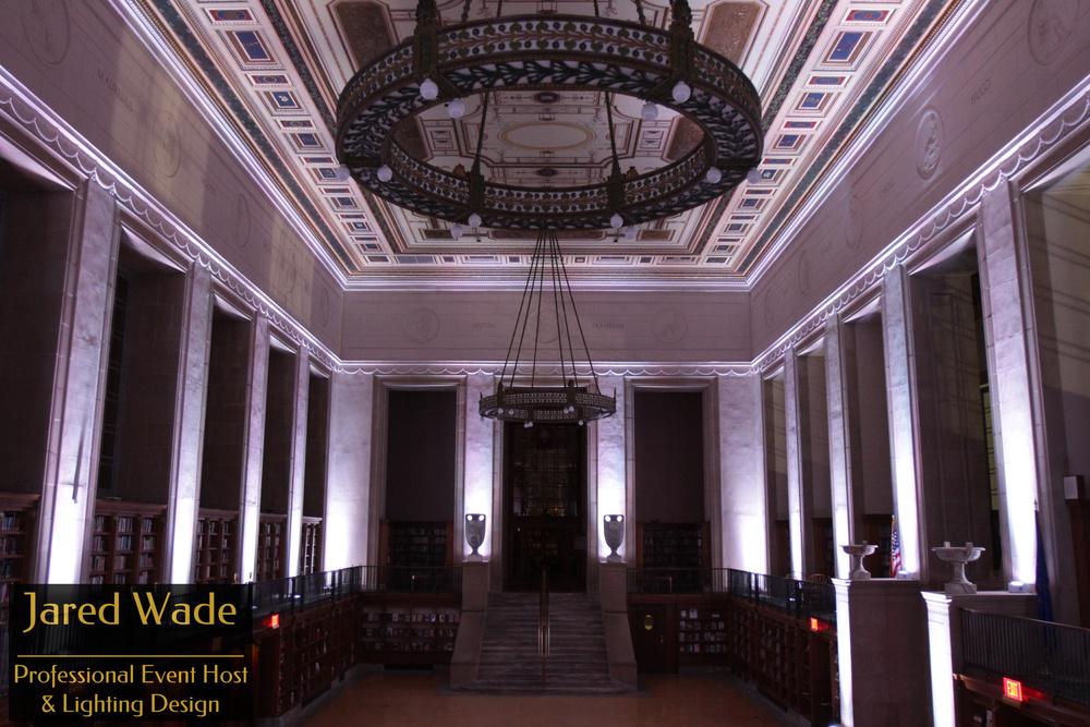 Indianapolis Library | Simon Lighting 49