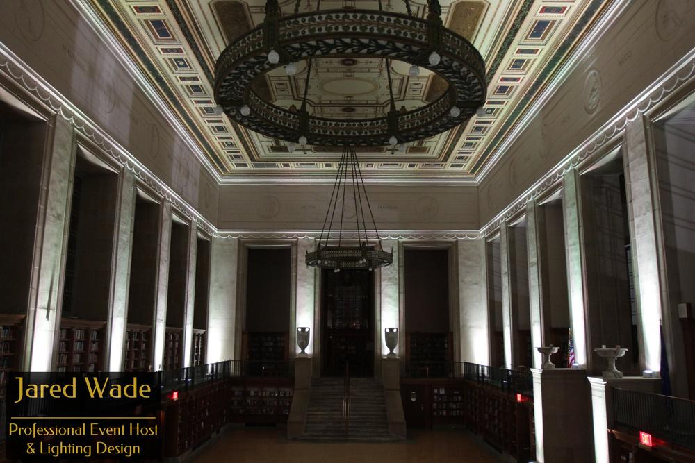Indianapolis Library | Simon Lighting 52