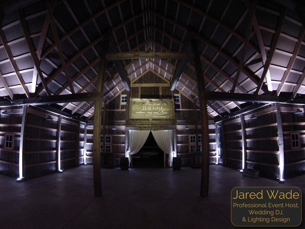 The Barn at Kennedy Farm | Lighting 1 | 16
