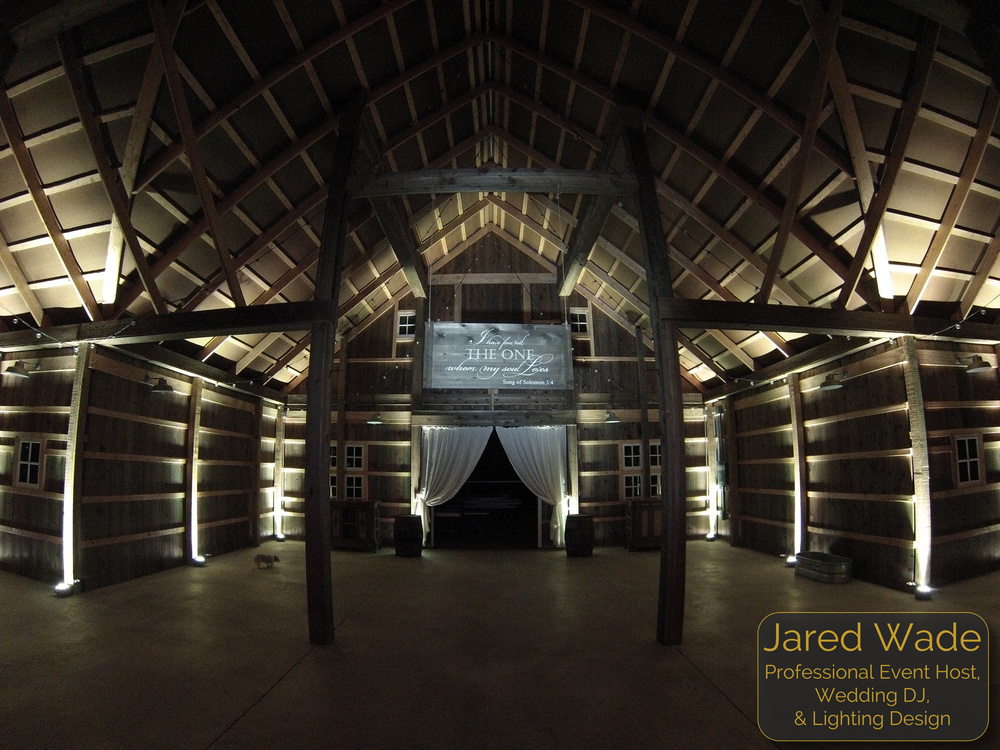 The Barn at Kennedy Farm | Lighting 1 | 23