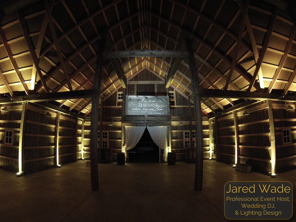 The Barn at Kennedy Farm | Lighting 1 | 24