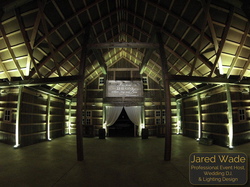 The Barn at Kennedy Farm | Lighting 1 | 35