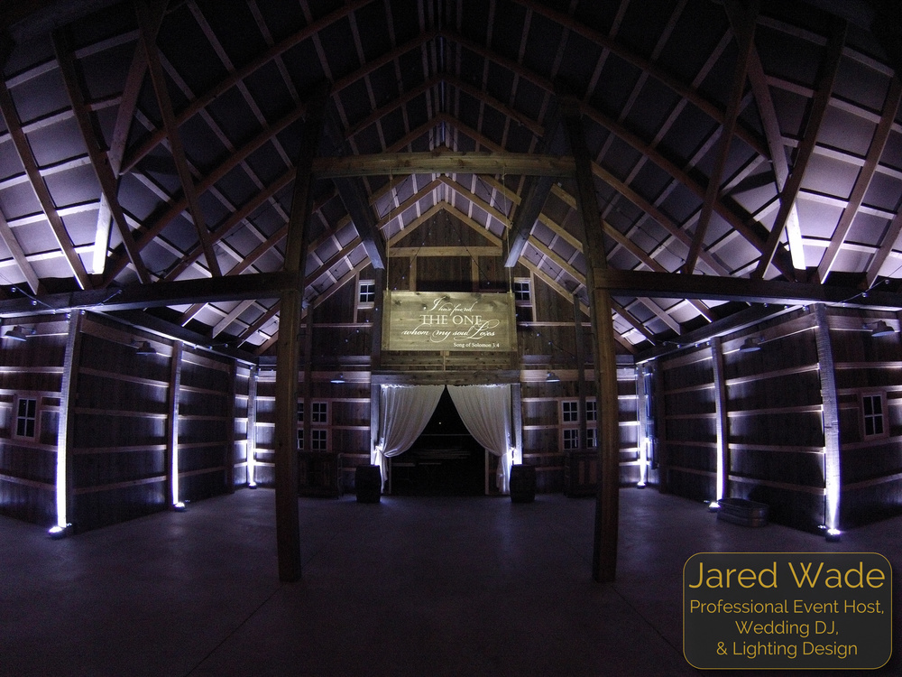 The Barn at Kennedy Farm | Lighting 1 | 40