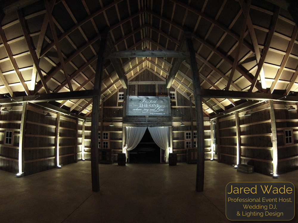 The Barn at Kennedy Farm | Lighting 1 | 45