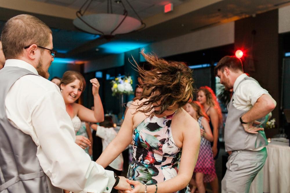 Sylvia & Andrew Ryan | Jared Wade Indianapolis Indiana Wedding DJ, Host and Lighting Design