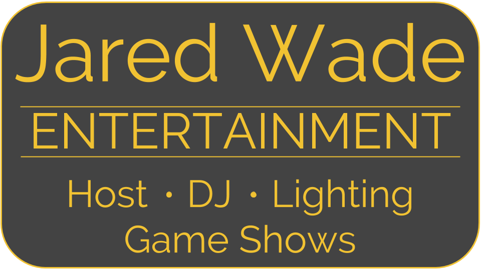 Jared Wade Entertainment | Indianapolis Wedding DJ | Professional Event Host | Custom Lighting & Game Shows
