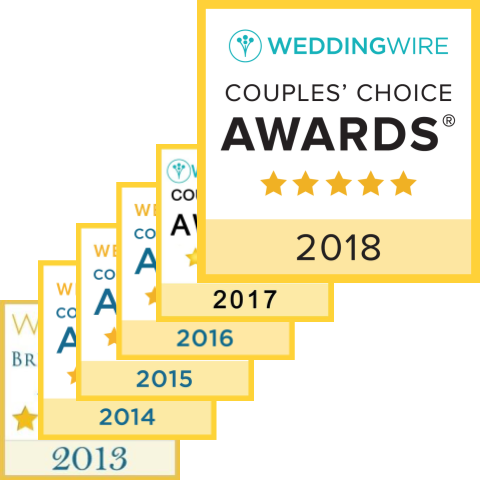 2012-2018 WeddingWire Squared Awards.png