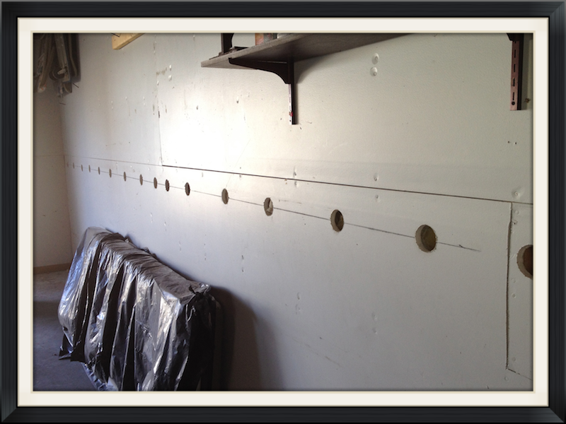 GARAGES   RetroFoam is a great addition to garage spaces to keep conditioned air from getting away!