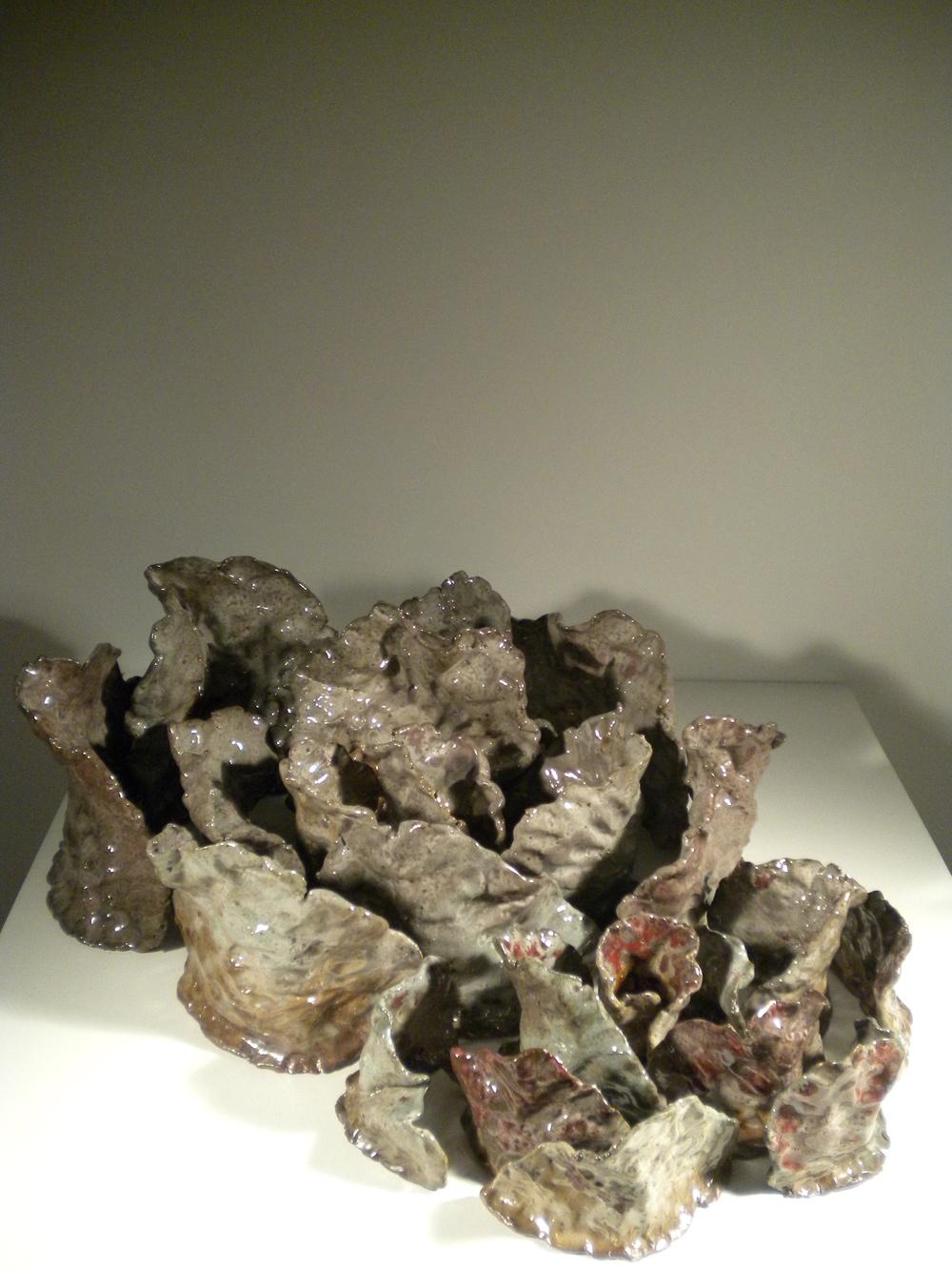 Flower, Ceramic, 2011