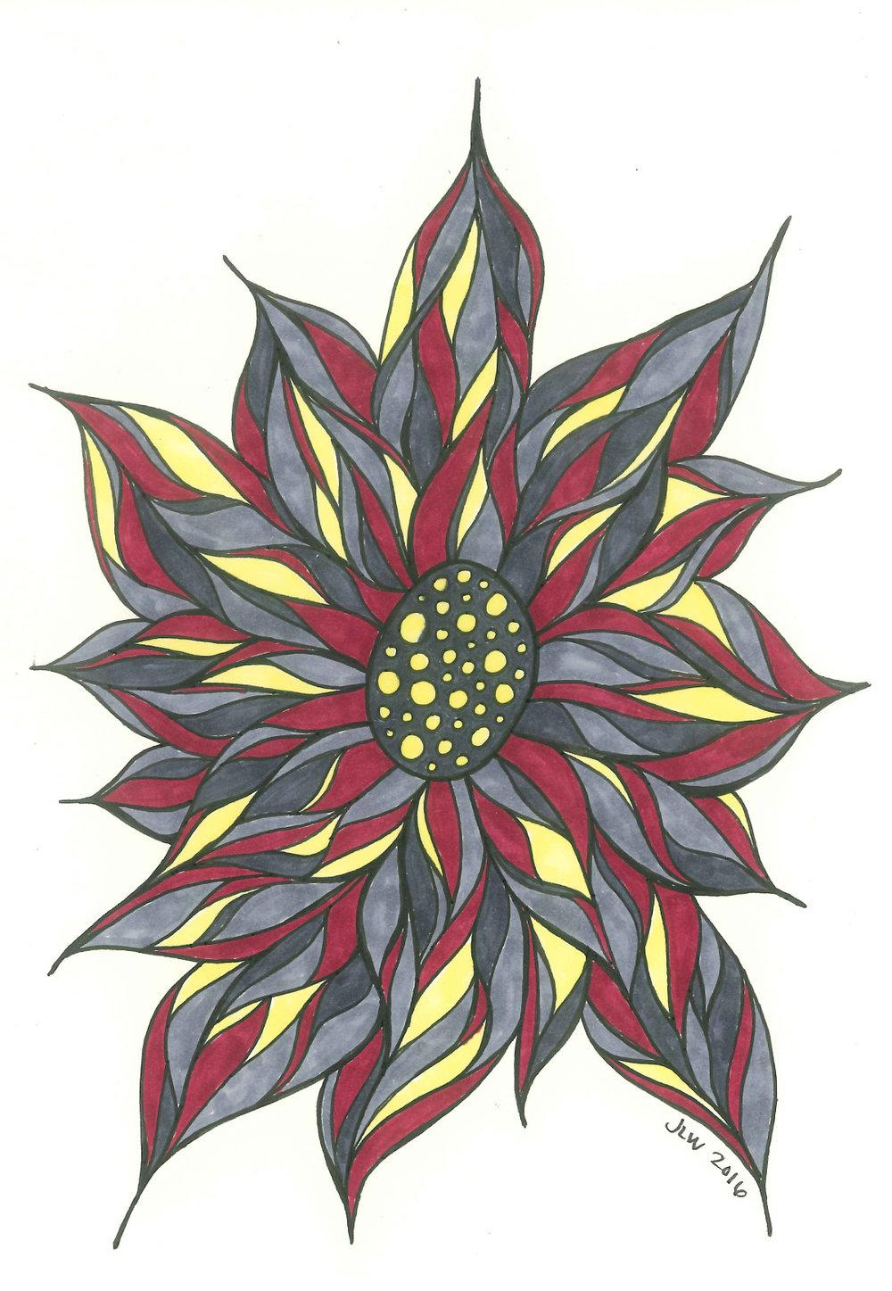 Single Flower, 2016