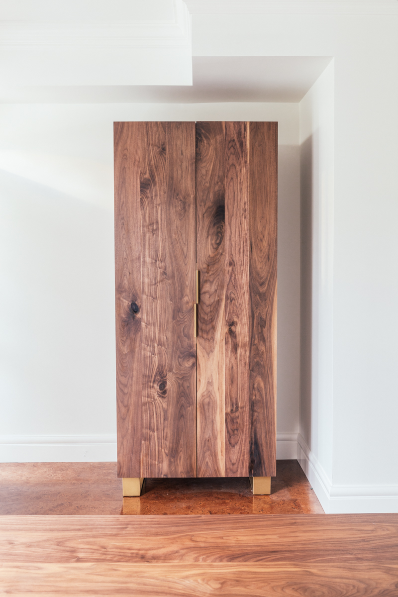 Armoire for the entry way.
