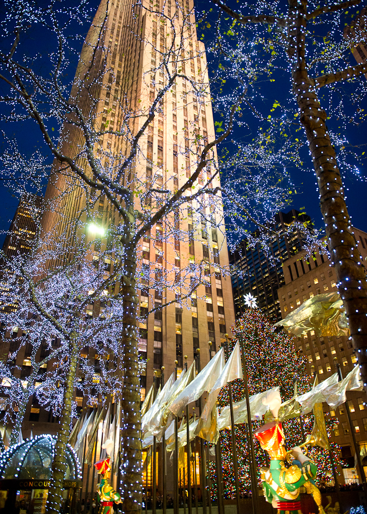 Rockefeller Center, Brian Hatton Photography